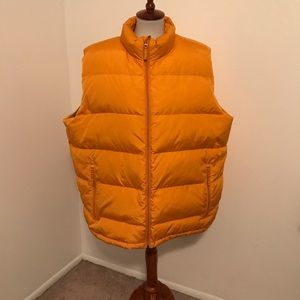 Land's End Down Puffer Vest
